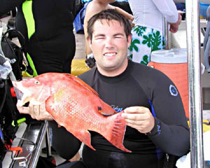 Hogfish - West Palm Beach, FL, August 10, 2007