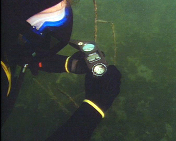 Underwater Navigation - Underwater Compass