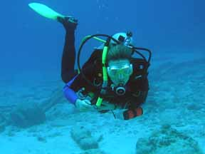 The AWARE Package - Neutral Buoyancy, Cozumel Mexico
